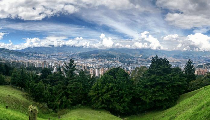 Landscapes for days City